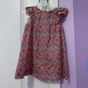 Adorable floral Jacadi dress